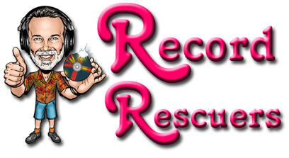 Record Rescuers a division of King Tet® Productions